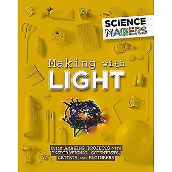 Vetenskap Makers: Att göra med ljus (vetenskap beslutsfattare)