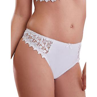 Guy de France 11011-C Women's Lace Panty Thong