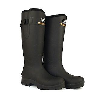 Rockfish Mens Neoprene Lined Walkabout Wellington Boots