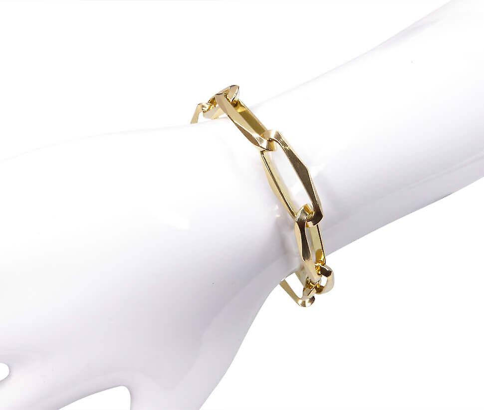 Gouden armband closed forever