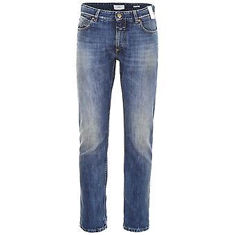 Closed C3210204ddg Men's Blue Cotton Jeans