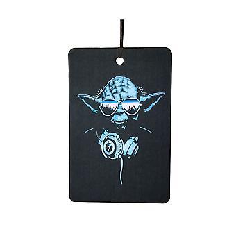 DJ Yoda Car Air Freshener