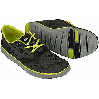 Quiksilver Mens AG47 Amphibian Shoes - gris/Lime