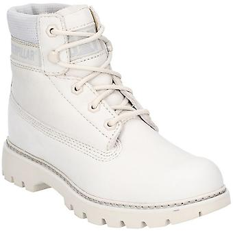 Caterpillar Womens Lyric Durable Breathable Lace Up Boots