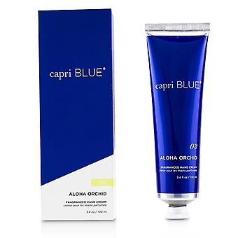 Capri Blue Signature Hand Cream - Aloha Orchid - 100ml/3.4oz