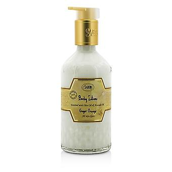 Body Lotion - Ginger Orange (with Pump) - 200ml/7oz