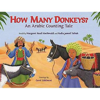 How Many Donkeys? - An Arabic Counting Tale by Margaret Read MacDonald