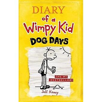 Dog Days by Jeff Kinney - 9781410498748 Book