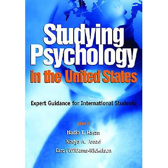 Studying Psychology in the United States - Expert Guidance for Interna