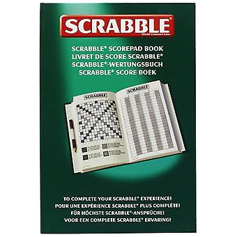 Tinderbox Games Scrabble Score Pad (Pack of 6)