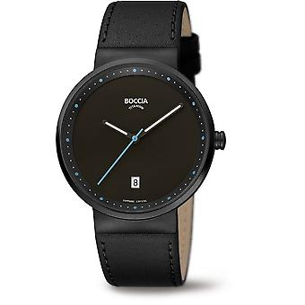 Boccia Titanium 3615-04 Miesten Watch