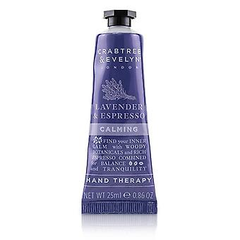Crabtree & Evelyn Lavender & Espresso Calming Hand Therapy 25ml/0.86oz
