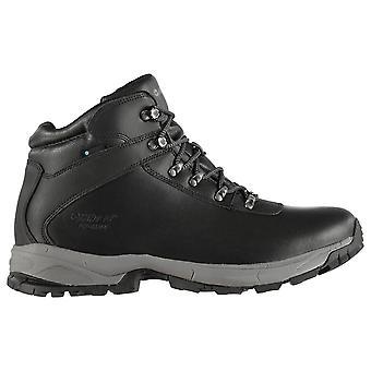 HI TEC Herre euro Trek Lite vandtæt støvler vandreture trekking Mountain sko