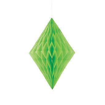Einzigartige Party 14 Zoll Diamant Dekoration/Papier