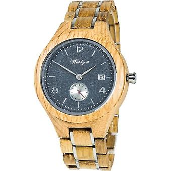 Montre homme Waidtime barrique Riesling-YK02