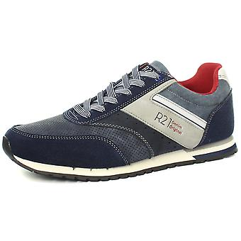 Route 21 M708 6 Eye Mens Casual Trainer Shoes  AND COLOURS