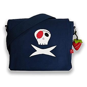 Unbekannt La Fraise Rouge 10012-7 Children-Sports Bag - Color Blue
