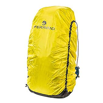 Ferrino - Cover Reg - Unisex Backpack Cover - Yellow - Adjustable One Size