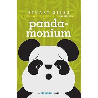 Panda-Monium by Stuart Gibbs - 9781481445689 Book