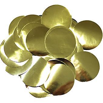 Oaktree Round Metallic Foil Confetti