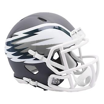 Riddell Speed mini fotball hjelm-AMP Philadelphia Eagles