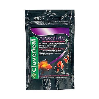 Cloverleaf Absolute Potassium Permanganate 250g