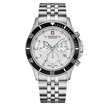 Swiss Military Hanowa Wristwatch Men's Flagship Chrono II 06-5331.04.001
