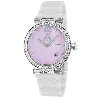 Jivago Women's Bijoux Pink MOP Dial Watch - JV2214