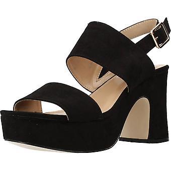 Different Sandals 64 8540 Color Black