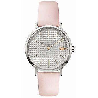Lacoste 2001070 Women's Moon Pink Strap Wristwatch