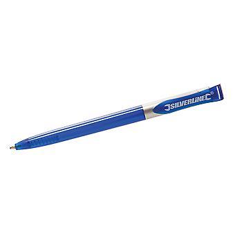 Silverline Pens - Pen 100pk