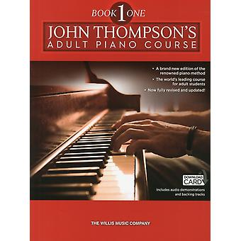 John Thompsons Adult Piano Course