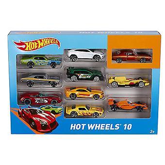 Hot Wheels 10 auto Pack (stijlen kunnen variëren)
