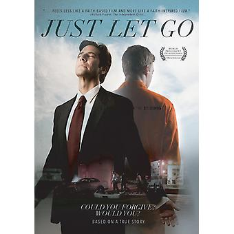 Just Let Go [DVD] USA import