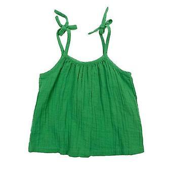 Lily Baba Lina Top Muslin Grass Green