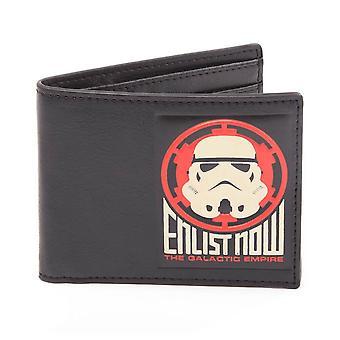 Star Wars Galactic Empire Bi-Fold Wallet