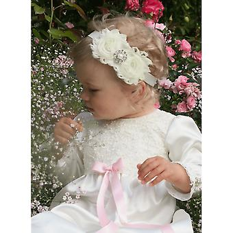 Christening dress Grace Of Sweden, Grace-madde With Long Sleeves