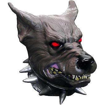 Devil Dog Mask For Adults