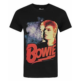 David Bowie Retro Men's T-Shirt