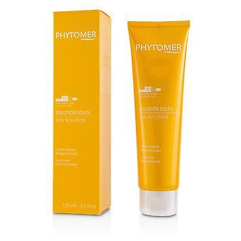 Sun solution sunscreen spf 30 (for face and body) 229324 125ml/4.2oz