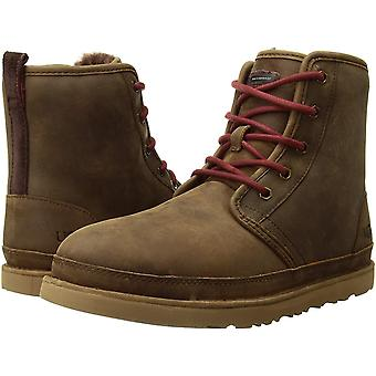 Ugg Australië Mens Harkley Suede Closed Toe Ankle Fashion Boots