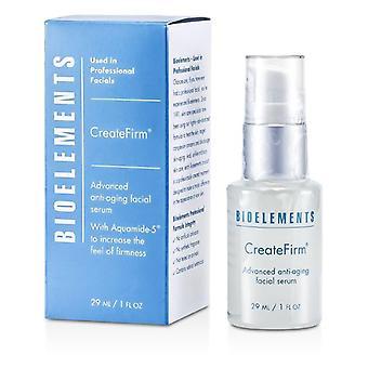 Bioelements Createfirm - متقدمة لمكافحة الشيخوخة مصل الوجه (لالجافة الجافة جدا تركيبة أنواع البشرة الدهنية) - 29ml/1oz