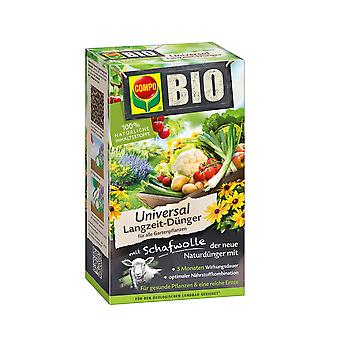 COMPO BIO Universal Long-term fertilizer with sheep wool, 4 kg