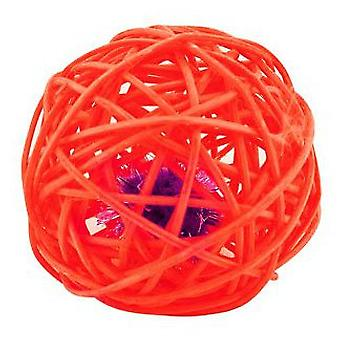Nayeco Sphere with bell for cats (Cats , Toys , Plush & Feather Toys)