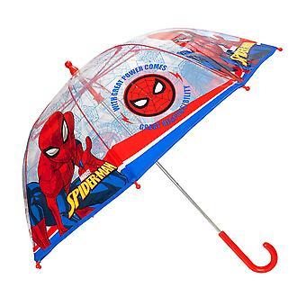 Örümcek Adam Çocuk/Çocuk Stick Şemsiye