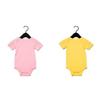 Bella + Canvas Baby Jersey Short Sleeve Onesie