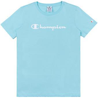 Champion camiseta femenina cuello redondo 112602