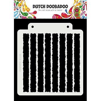 Dutch Doobadoo Dutch Mask Art Grunge Strip 163x148 470.715.149