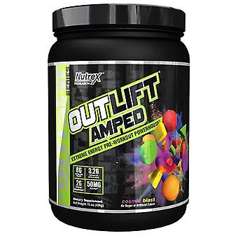 Nutrex Outlift Amped Peach Pineapple 446 g