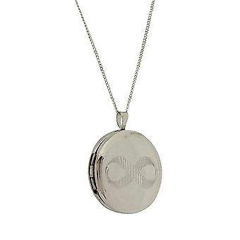 TOC Sterling Silver Engraved